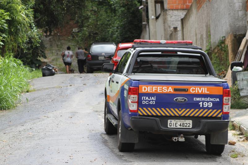 Defesa Civil realiza novo cadastro para imóveis atingidos por ciclone