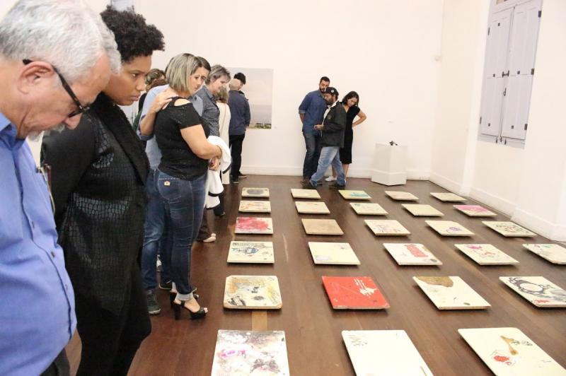 Inscrições abertas para o 15º Salão Nacional de Artes de Itajaí