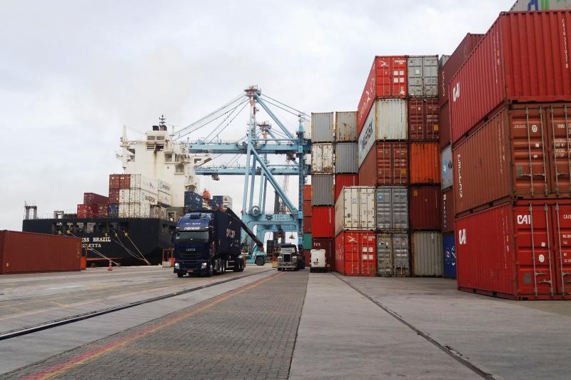 Porto de Itajaí cresce 82% na movimentação de cargas em outubro | PMI